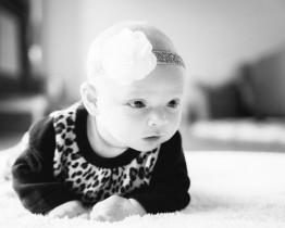 Portland Family Portrait Photographers for Baby & Mom