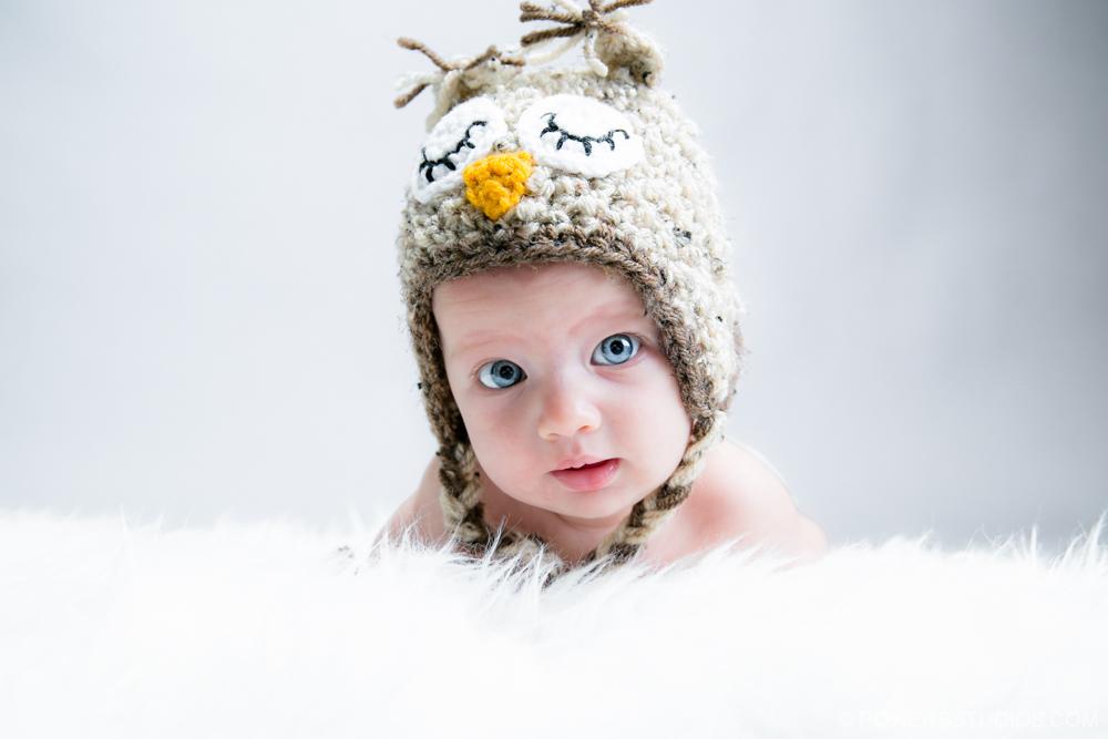Portland Baby Photographer | Baby Girl Portraits