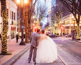 West End Ballroom Wedding Photographers Downtown Portland