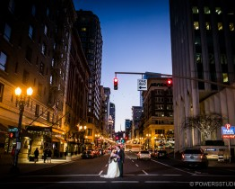 Benson Hotel Wedding Photography Portland Oregon